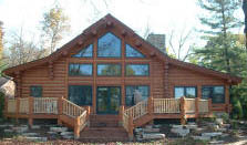 Picture of Log Home Chinking & Caulking